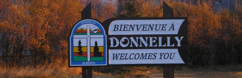Village of Donnelly